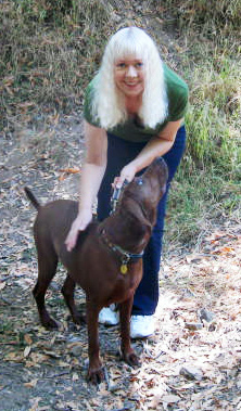 Pet Sitting San Anselmo, Fairfax, and San Rafael --Dog Walks and Puppy Visits